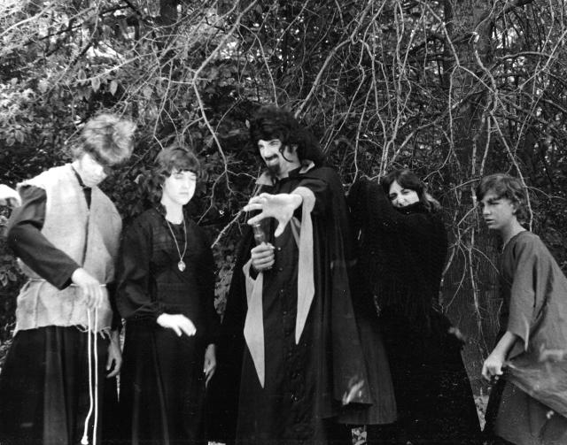 1974. Revenge of the Astrekynd.